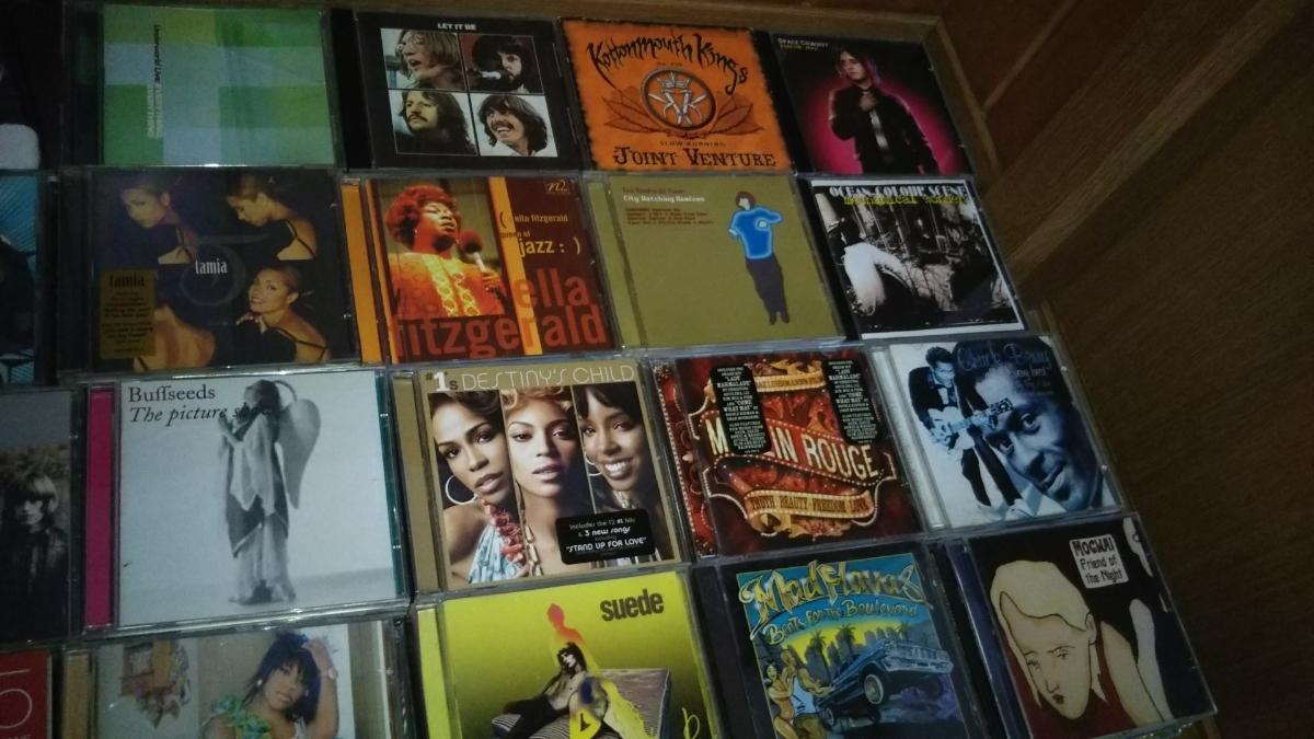 洋楽CD まとめ 200枚セット ロック ポップス ビートルズ 他 大量セット_画像4