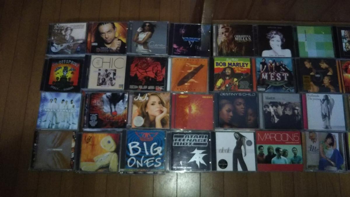洋楽CD まとめ 200枚セット ロック ポップス ビートルズ 他 大量セット_画像3