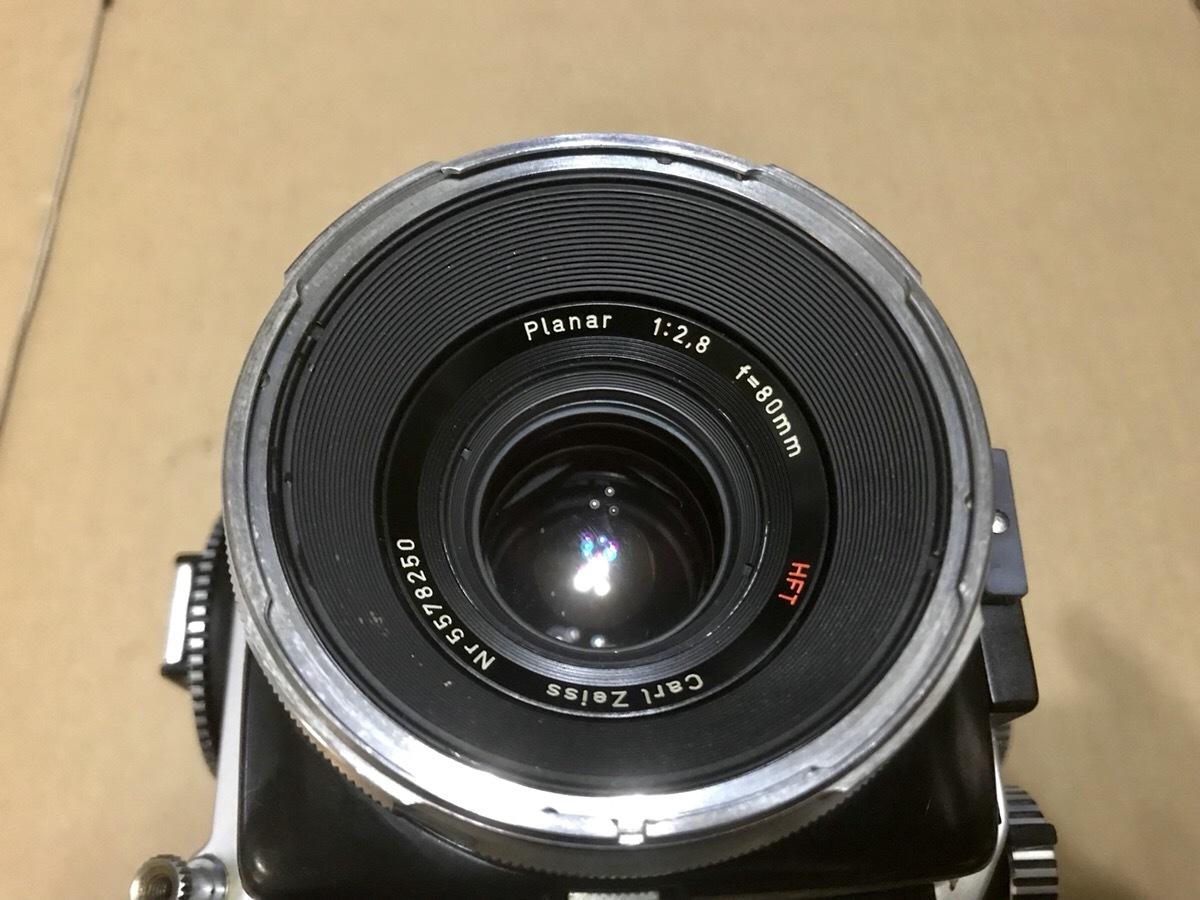 ROLLEIFLEX SL66 Planar 80mm 1:2.8 ローライフレックス_画像6