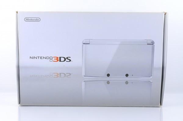 【本体新品同様】ニンテンドー 3DS 本体 アイスホワイト Nintendo