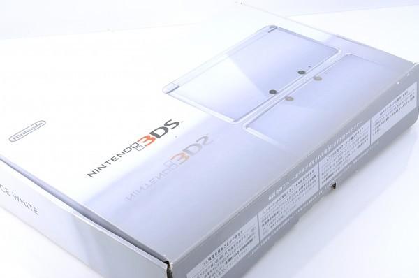 【本体新品同様】ニンテンドー 3DS 本体 アイスホワイト Nintendo_画像2