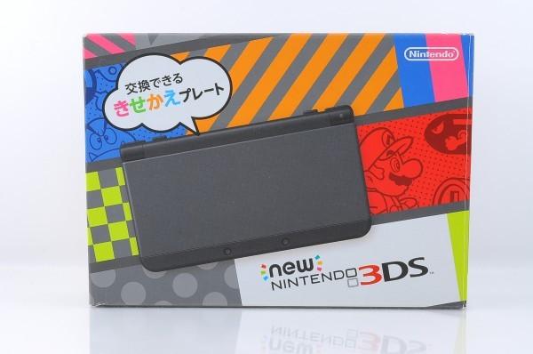 【本体新品同様】 New ニンテンドー 3DS ブラック 本体 付属品完備