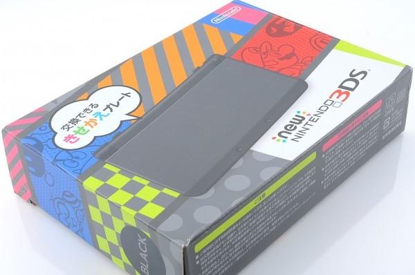 【本体新品同様】 New ニンテンドー 3DS ブラック 本体 付属品完備_画像2