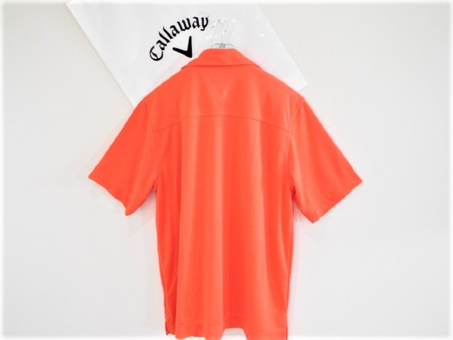 ◎新品◎Callaway キャロウェイ / オデッセイ Wネーム プルオーバーシャツ DRY / サイズM(USサイズ)_画像10