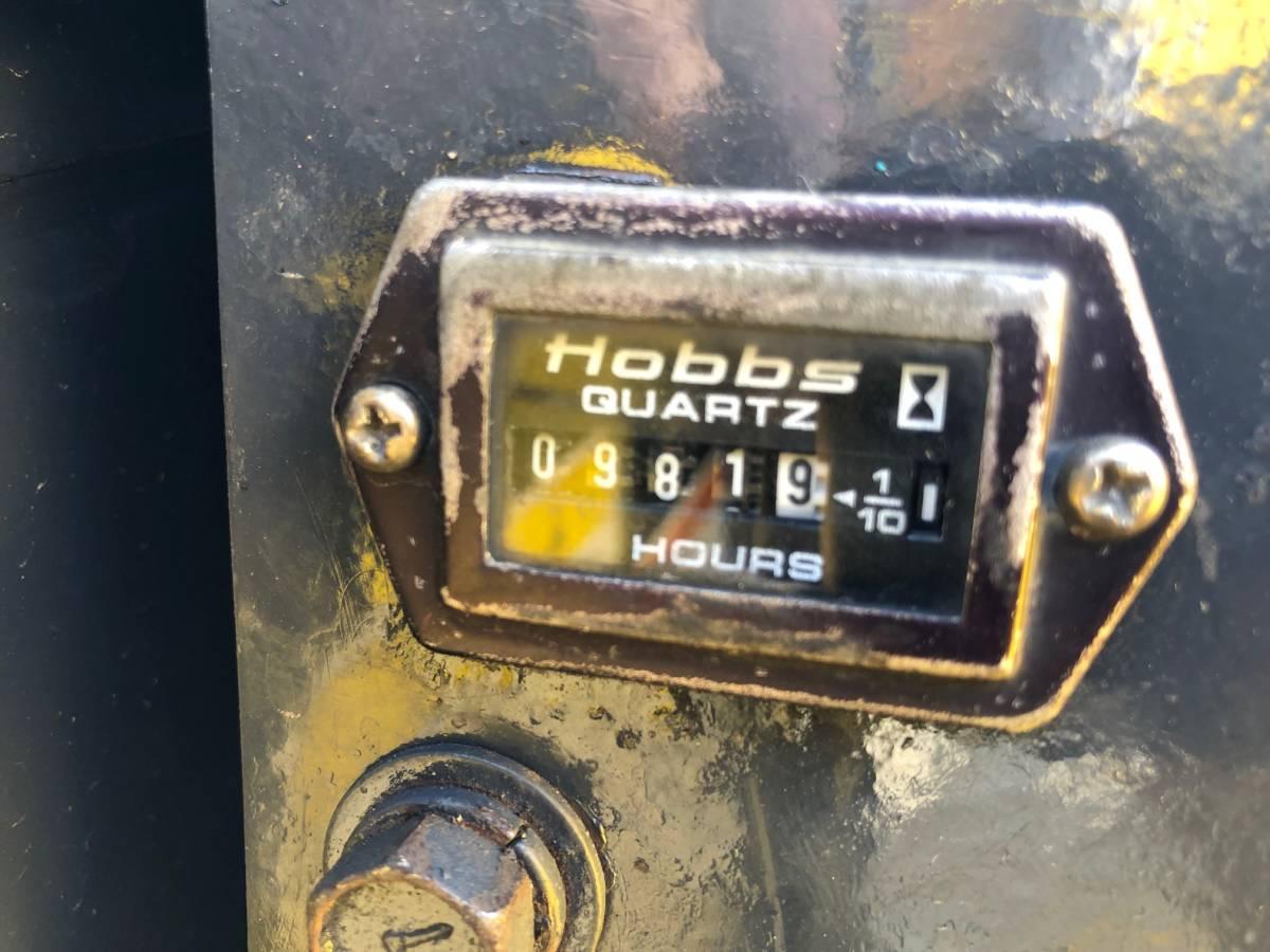 クボタ RX202 ミニユンボ 2tクラス 倍速・マルチ付 稼働時間981h 売り切り_画像8