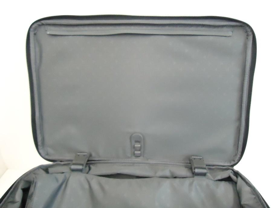 TUMI トゥミ ナイロン キャリーバッグ 黒 スーツケース トラベルバッグ ビジネスバッグ キャリーケース 旅行 2輪キャスター ブラック 良品_画像7