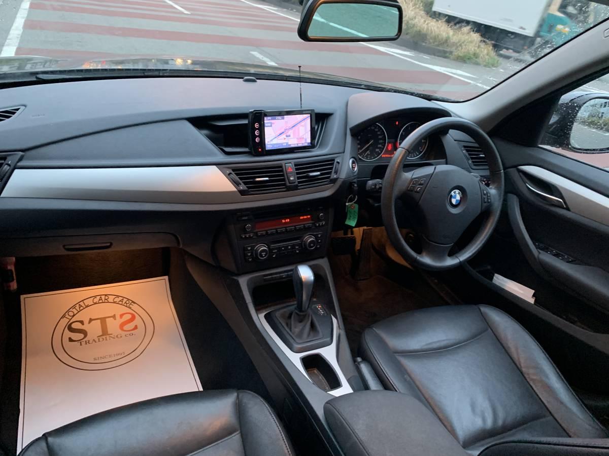 22年 X1 Sドライブ レザーシート パワーシート アルミ_画像5