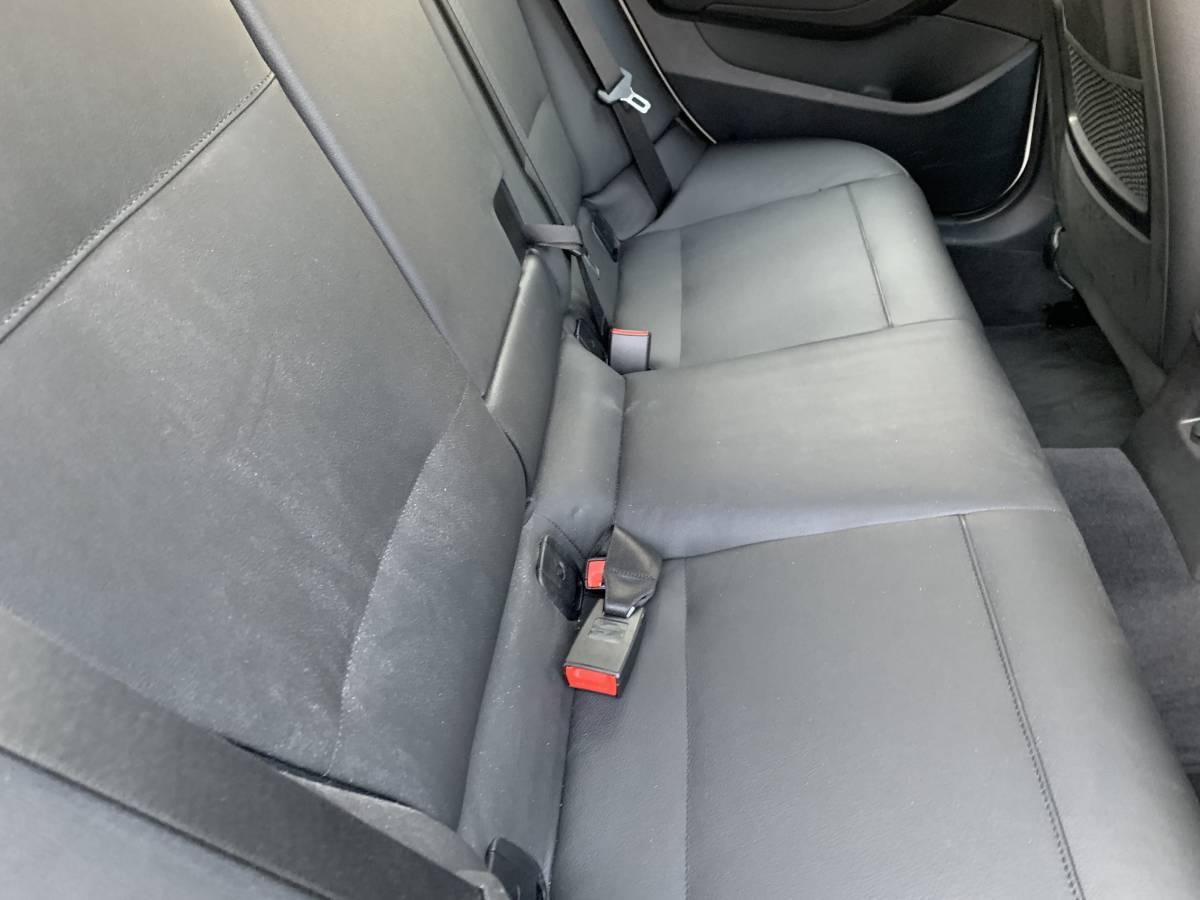 激安 22年 X1 Sドライブ レザーシート サンルーフ ワンオーナー 人気シロ 予備検 OK_画像7