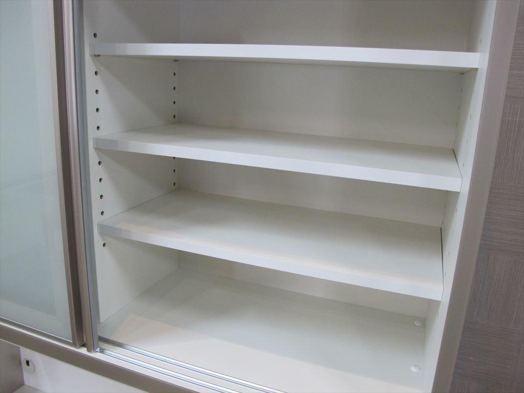 美品 綾野製作所 120cm幅 キッチンボード 約20万円 AC AYANO キッチン収納 食器棚_画像5