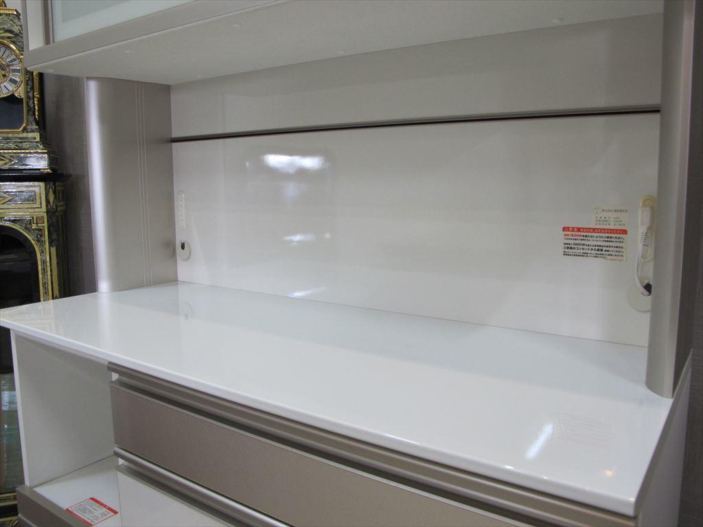 美品 綾野製作所 120cm幅 キッチンボード 約20万円 AC AYANO キッチン収納 食器棚_画像7