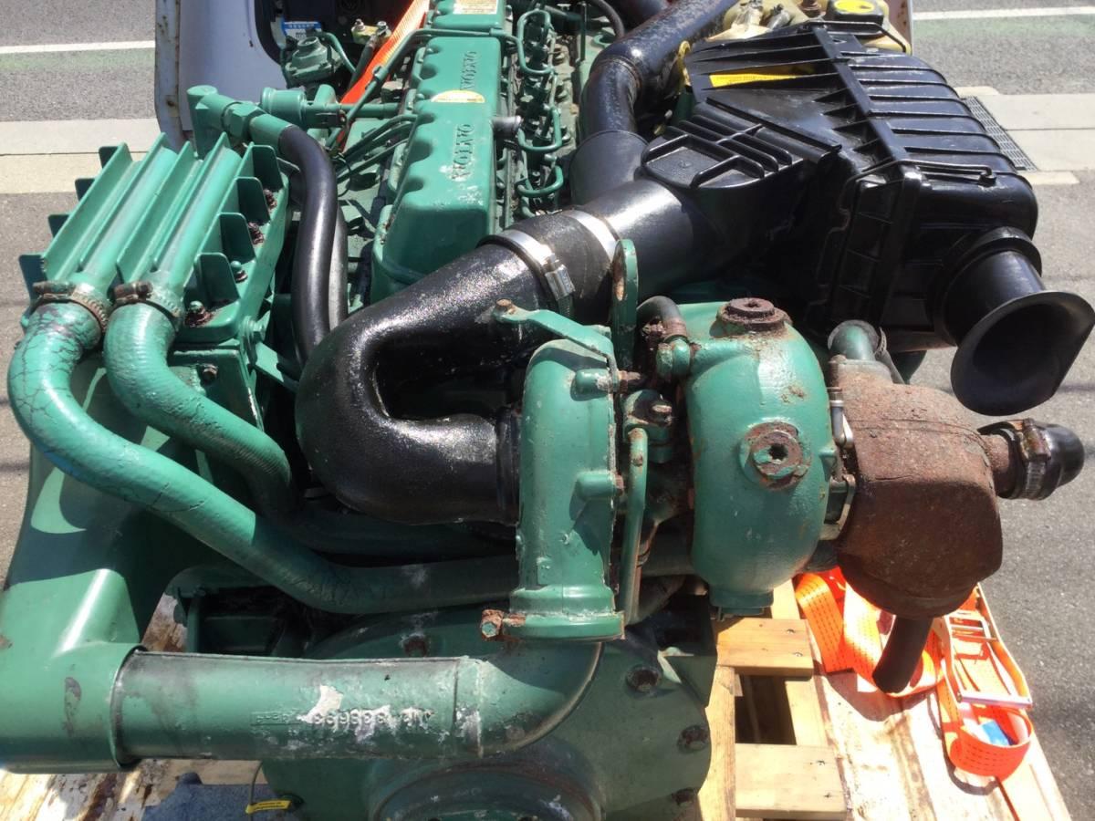 希少! ボルボペンタ AD43 エンジン ディーゼル VOLVOPENTA 43 Diesel _画像5