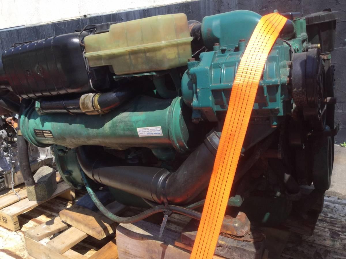希少! ボルボペンタ AD43 エンジン ディーゼル VOLVOPENTA 43 Diesel _画像1