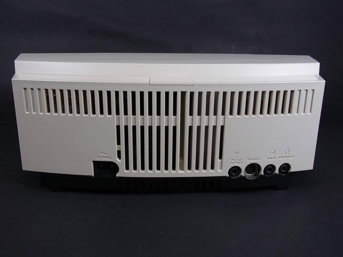 作動良品 BOSE WAVE Music System 付属品付き ボーズ ウェーブミュージックシステム AERCCC ウェーブ_画像4