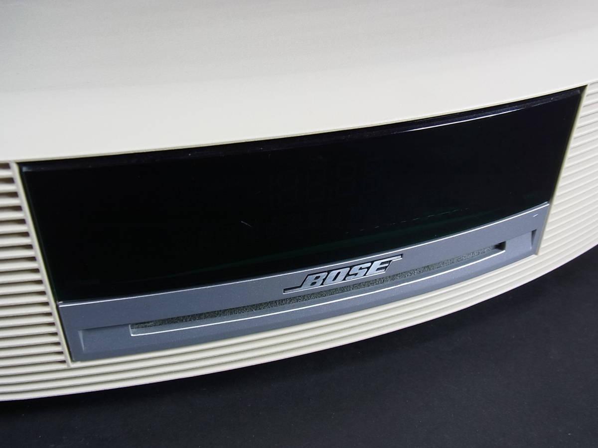 作動良品 BOSE WAVE Music System 付属品付き ボーズ ウェーブミュージックシステム AERCCC ウェーブ_画像5