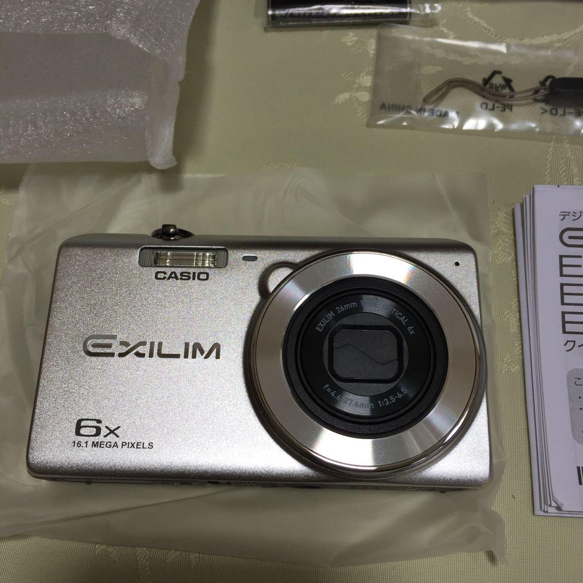 新品 CASIO EX-Z900 EXILIM カシオ デジタルカメラ コンパクト_画像4
