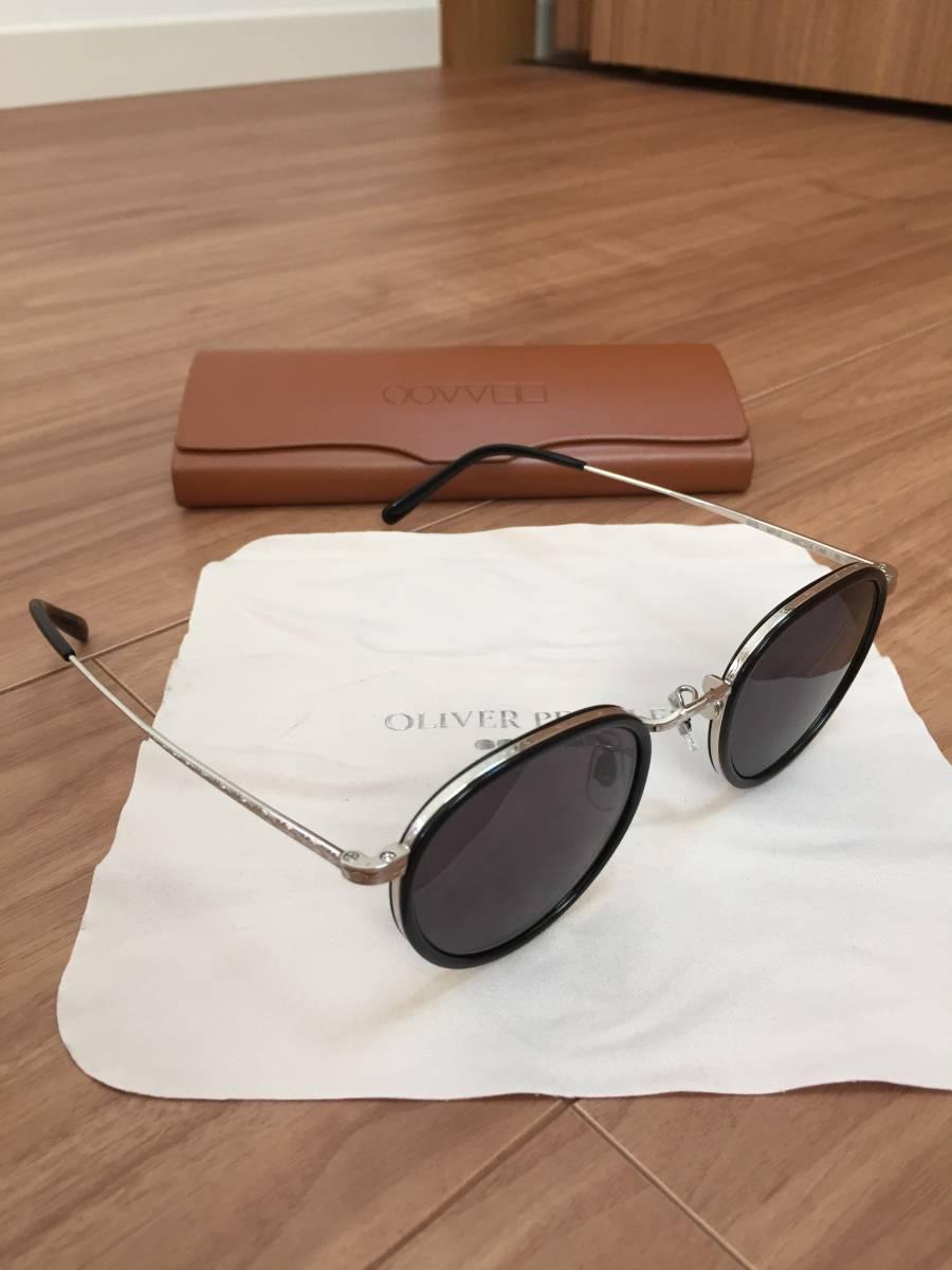 オリバピープルズ OLIVER PEOPLES MP-2 雅 サングラス 眼鏡 46 24 148_画像5