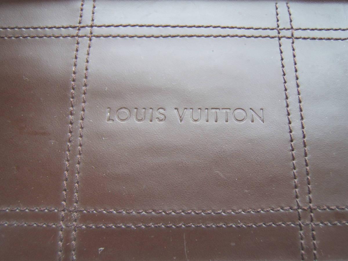 【非売品・レア・本物保障】LOUIS VUITTON/ルイ・ヴィトン キャッシュトレイ 正規店使用品 made in France  最終品_画像5