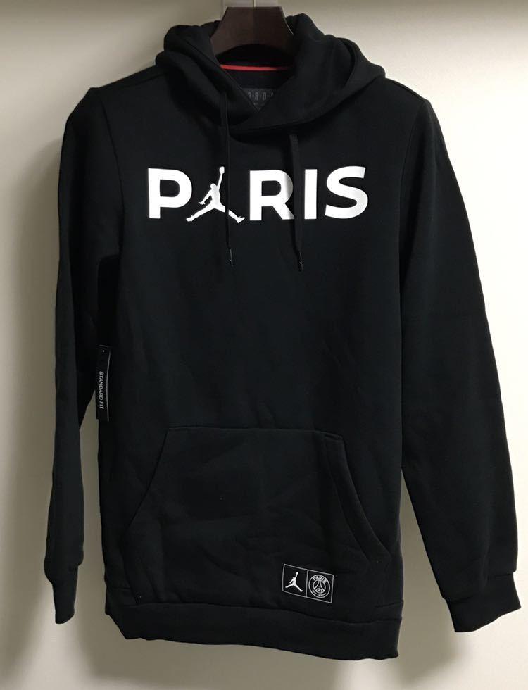 新品 NIKE Jordan X Paris Saint-Germain Pullover Hoodie ナイキ ジョーダン パリ・サンジェルマン パーカー フーディ Sサイズ PSG