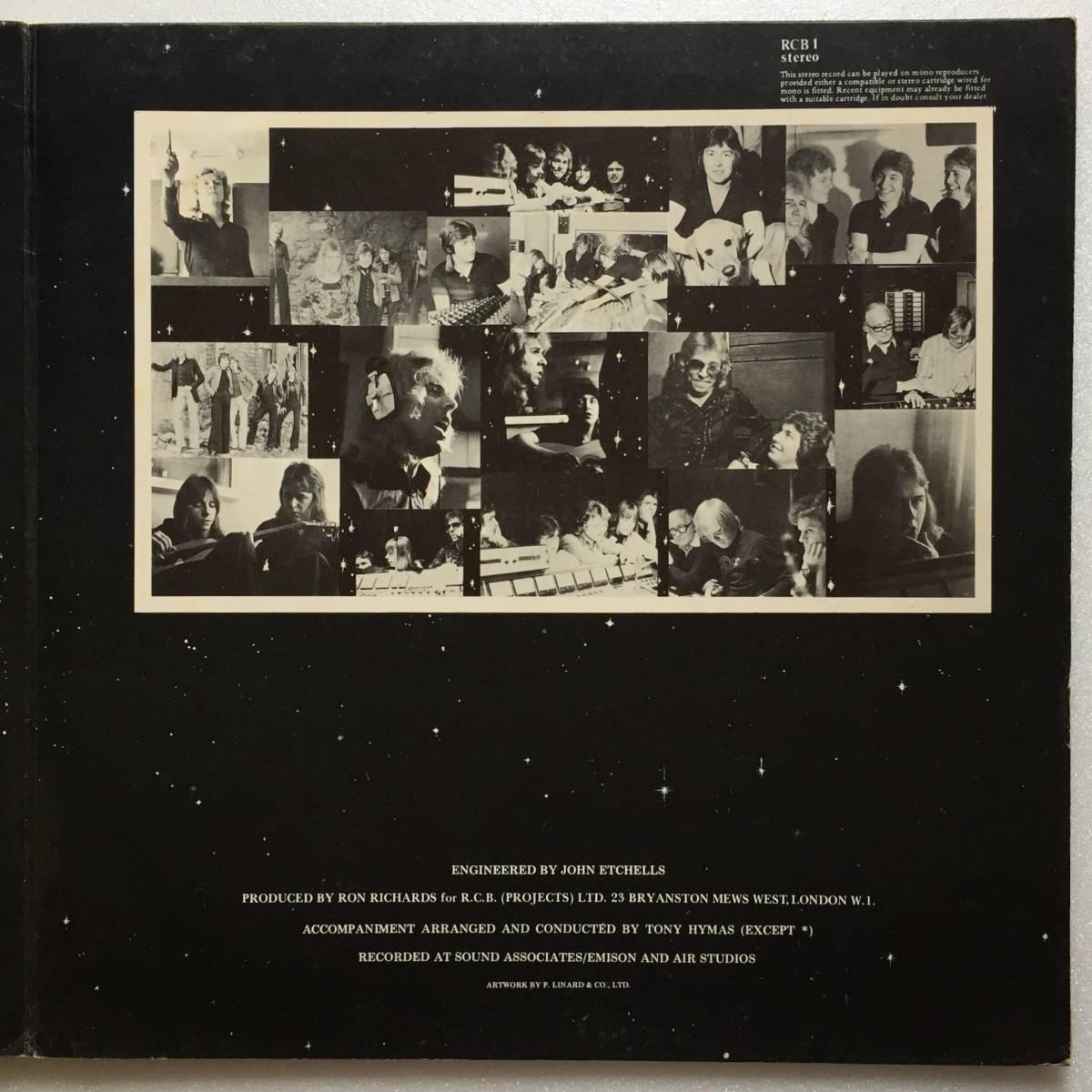 CIRKUS 「ONE」UK ORIGINAL RCB(PROJECTS)LTD. RCB 1 '73 UK MELLOTRON PROGRESSIVE ROCK 見開きジャケット_画像6