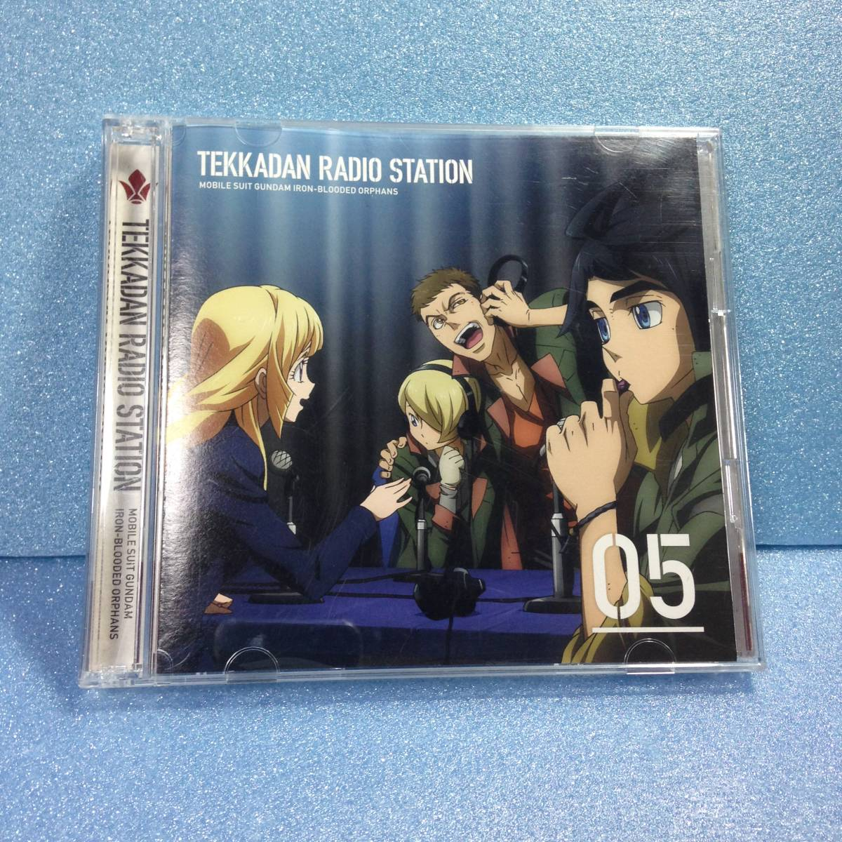 ◆(CD2枚組) TEKKADAN RADIO STATION 05 ラジオCD 鉄華団放送局 Vol.5 機動戦士ガンダム 鉄血のオルフェンズ