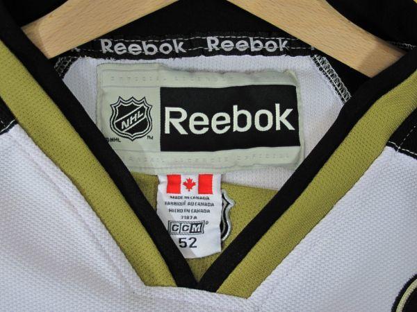 NHL PITTSBURGH PENGUINS 『EVGENI MALKIN』 ジャージ カナダ製 ICE HOCKEY アイスホッケー REEBOK HIP HOP_画像3