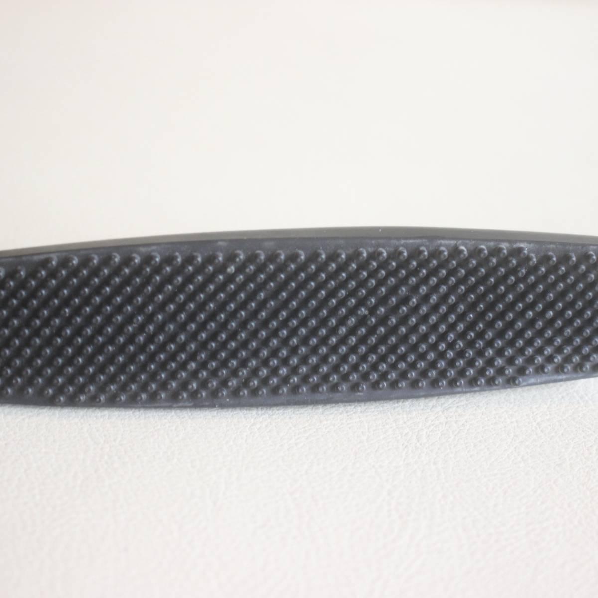 ゼンザ ブロニカ ZENZA BRONICA ストラップ 黒色 ブラック 金具付き (S2後期 ~ ECシリーズ 用) ★(68)_画像4