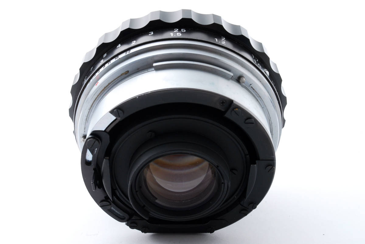 ★綺麗★ Bronica Nikkor-P 75mm F2.8 + ラバーフード + レンズフィルター ・ ゼンザブロニカ ★420564(68)_画像4