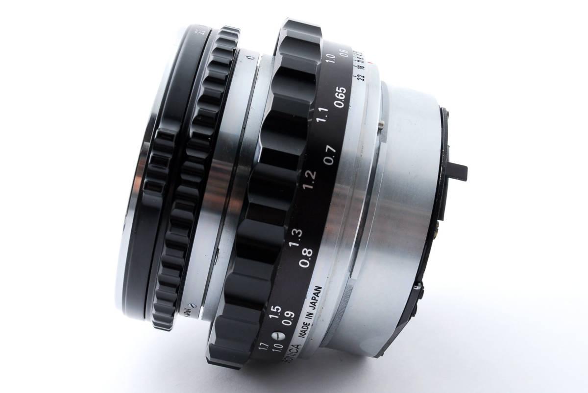 ★綺麗★ Bronica Nikkor-P 75mm F2.8 + ラバーフード + レンズフィルター ・ ゼンザブロニカ ★420564(68)_画像5