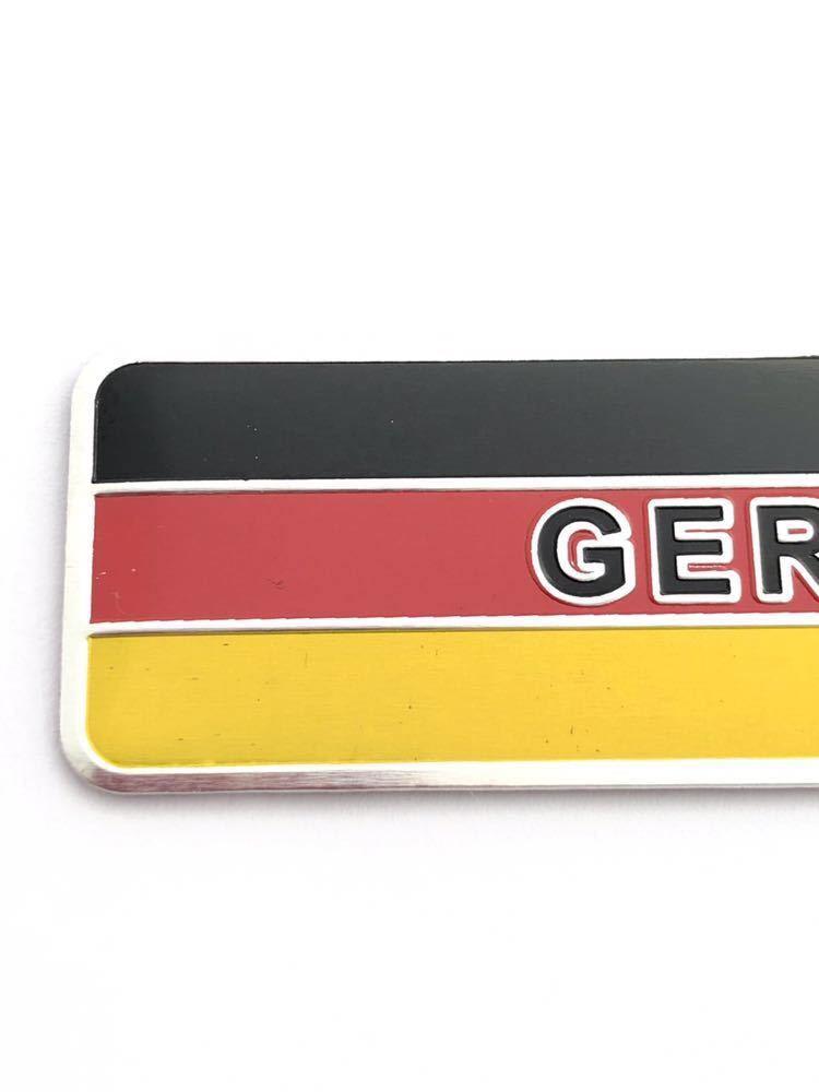E ドイツ 国旗 バルブキャップ エンブレム ステッカー フェンダー ベンツ AMG Aクラス Bクラス Cクラス CL CLA CLK CLS Eクラス GLA GLC_画像2