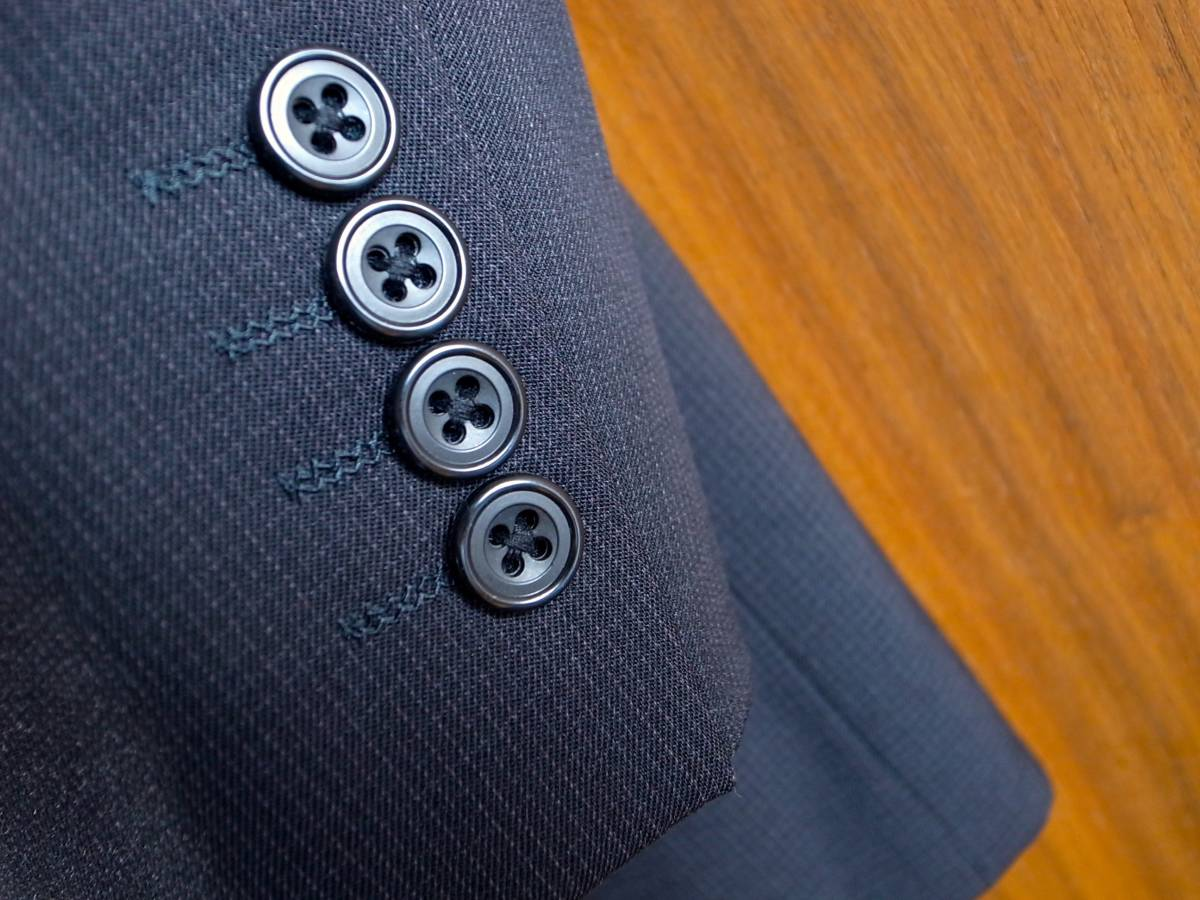 みんなのチャリティー★美品 AVV ミッシェルクランオム ウール スーツ パンツ 2本セット★ 170 MICHEL KLEIN HOMME秋冬メンズ セットアップ
