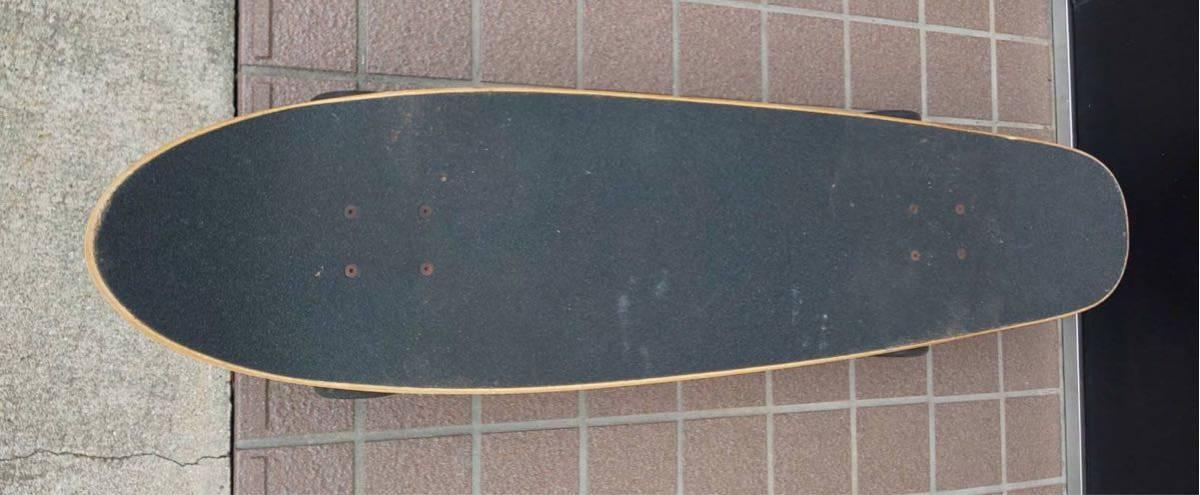 CARVER スケートボード USED_画像6