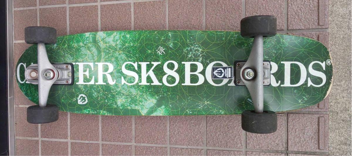 CARVER スケートボード USED_画像1