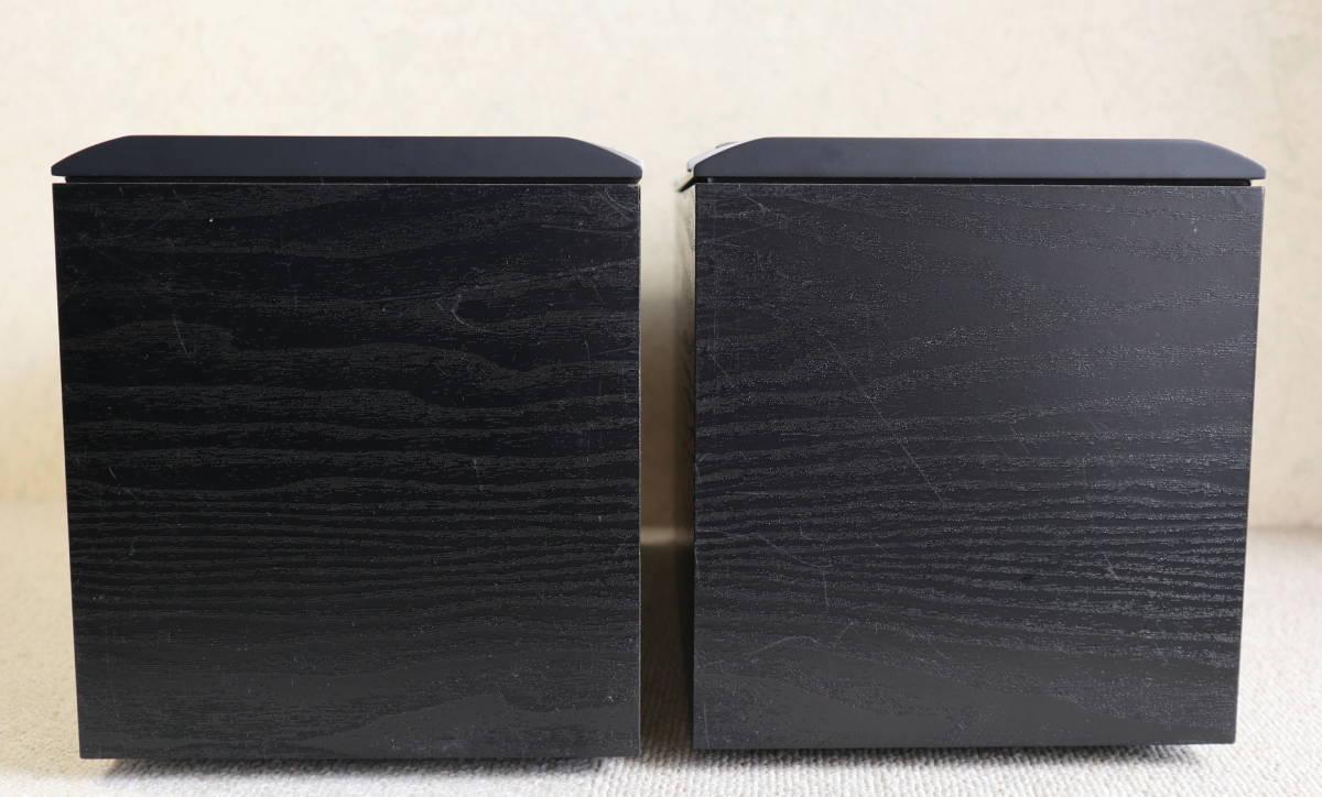 ★美品★ DALI ダリ:LEKTOR2 レクトール2 ブックシェルフ型システムスピーカー ペア(ブラック)_画像9
