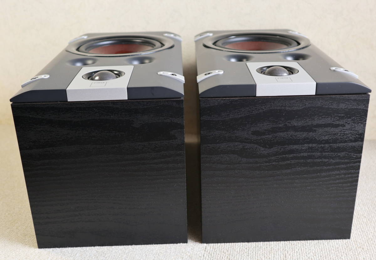★美品★ DALI ダリ:LEKTOR2 レクトール2 ブックシェルフ型システムスピーカー ペア(ブラック)_画像8
