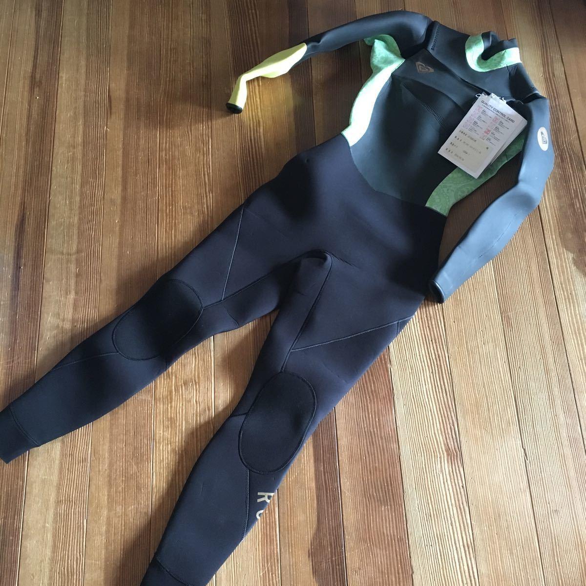 ROXY ロキシー ウェットスーツ フルスーツ 5/3mm ML 新品 未使用 定価66000円(税抜)_画像1