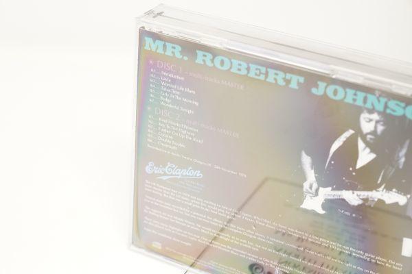 [Buy It Now!][Bootleg] Eric Clapton - Mr. Robert Johnson 2CD mid valley (検 empress valley tarantura) japan limited_画像7
