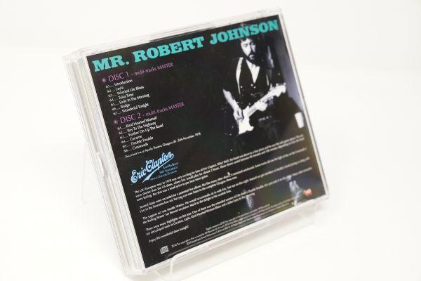 [Buy It Now!][Bootleg] Eric Clapton - Mr. Robert Johnson 2CD mid valley (検 empress valley tarantura) japan limited_画像4