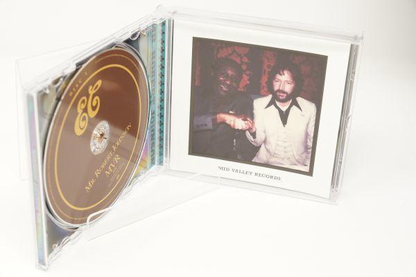 [Buy It Now!][Bootleg] Eric Clapton - Mr. Robert Johnson 2CD mid valley (検 empress valley tarantura) japan limited_画像5