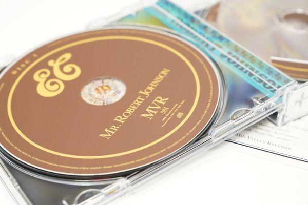 [Buy It Now!][Bootleg] Eric Clapton - Mr. Robert Johnson 2CD mid valley (検 empress valley tarantura) japan limited_画像9