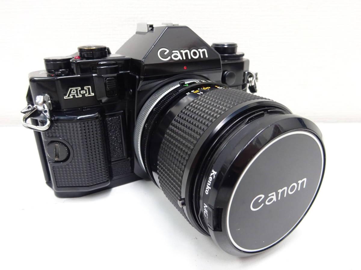 ◆◇Canon A-1/CANON LENS FD 35mm 1:2 S.S.C. キャノン カメラ 動作未確認 ジャンク扱い◇◆