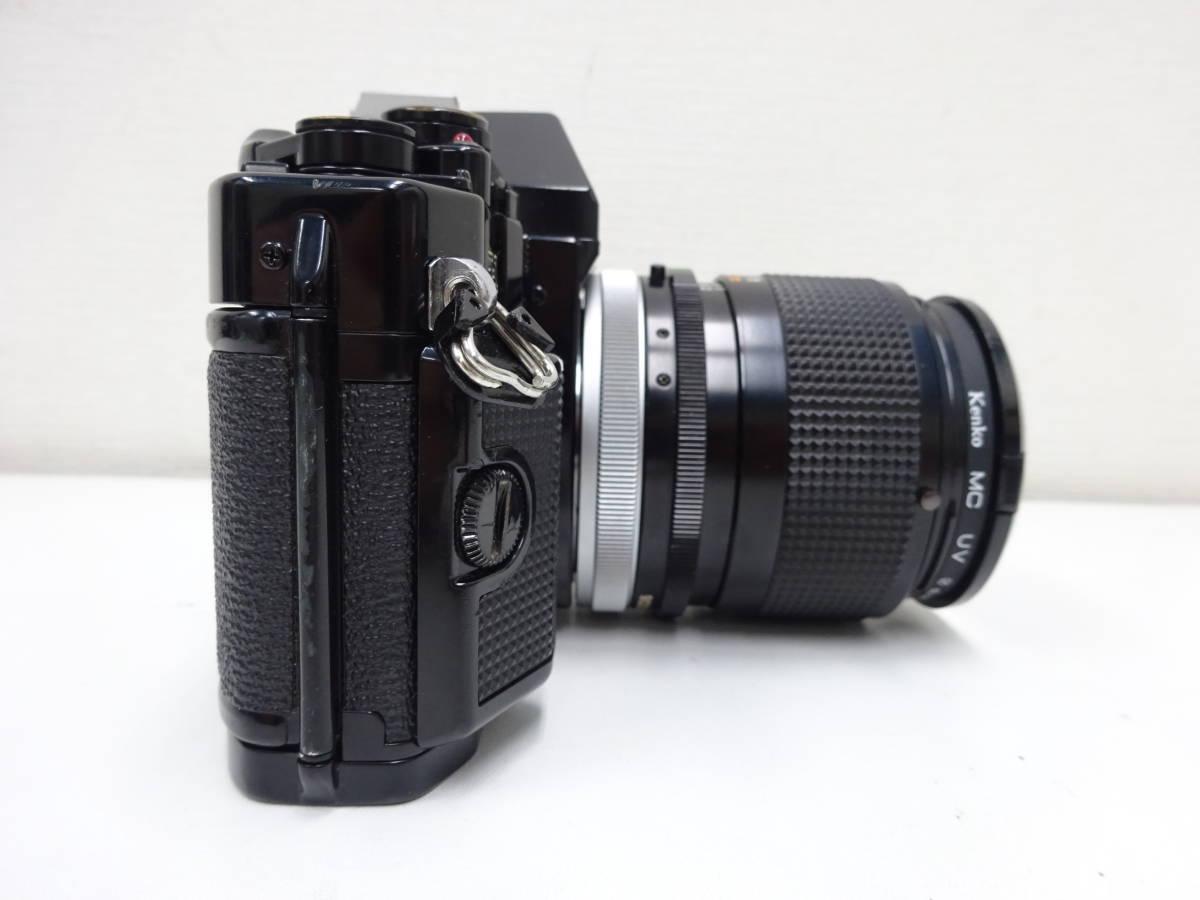 ◆◇Canon A-1/CANON LENS FD 35mm 1:2 S.S.C. キャノン カメラ 動作未確認 ジャンク扱い◇◆_画像2