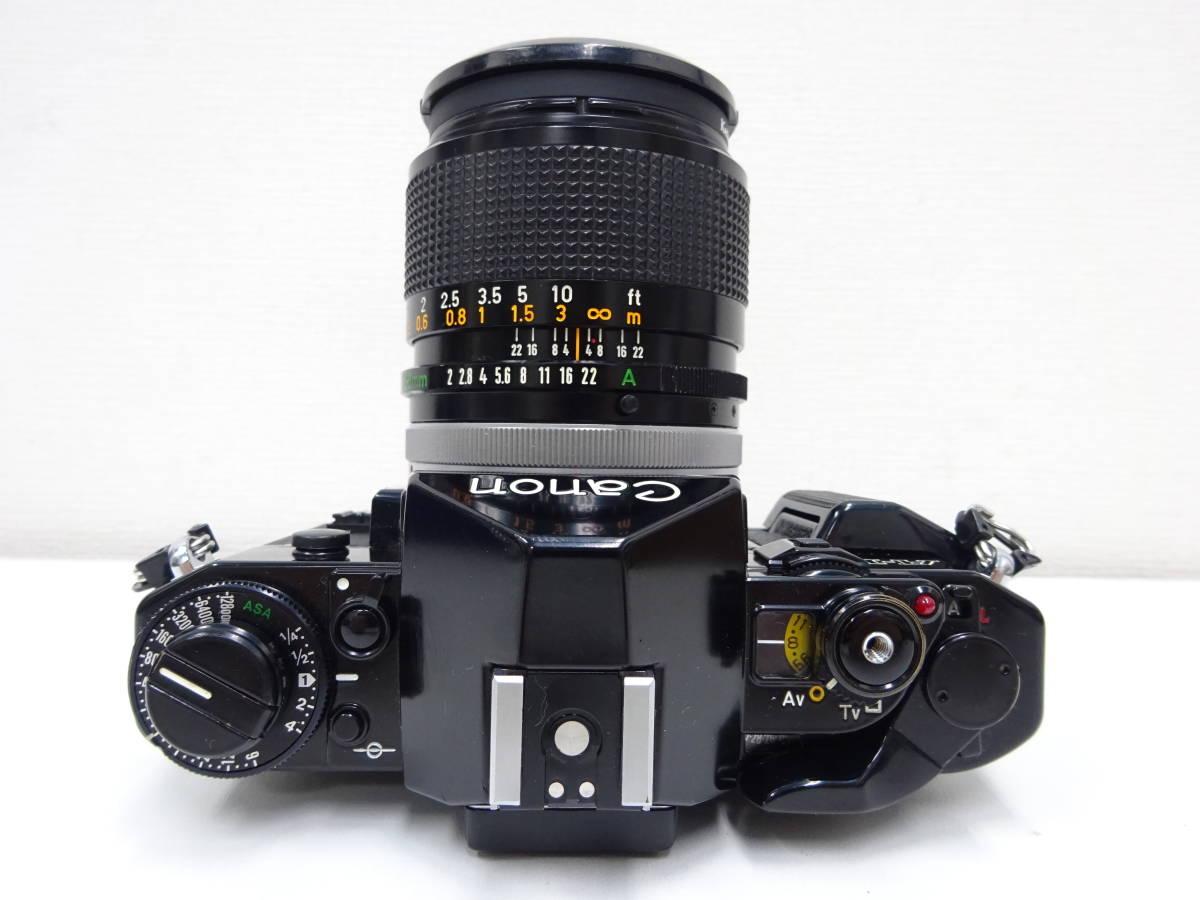 ◆◇Canon A-1/CANON LENS FD 35mm 1:2 S.S.C. キャノン カメラ 動作未確認 ジャンク扱い◇◆_画像5