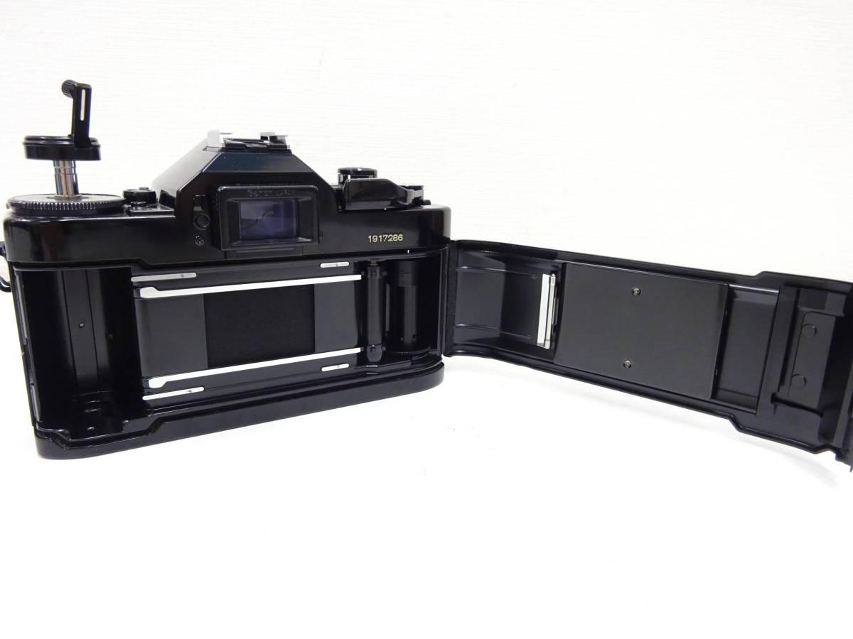 ◆◇Canon A-1/CANON LENS FD 35mm 1:2 S.S.C. キャノン カメラ 動作未確認 ジャンク扱い◇◆_画像7