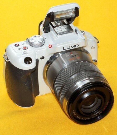 ★一発即決★Panasonic LUMIX DMC-G5★純正レンズ&16GB付★最新ファームウェア★ミラーレス★_レンズとSDカード付で、すぐに使えます。