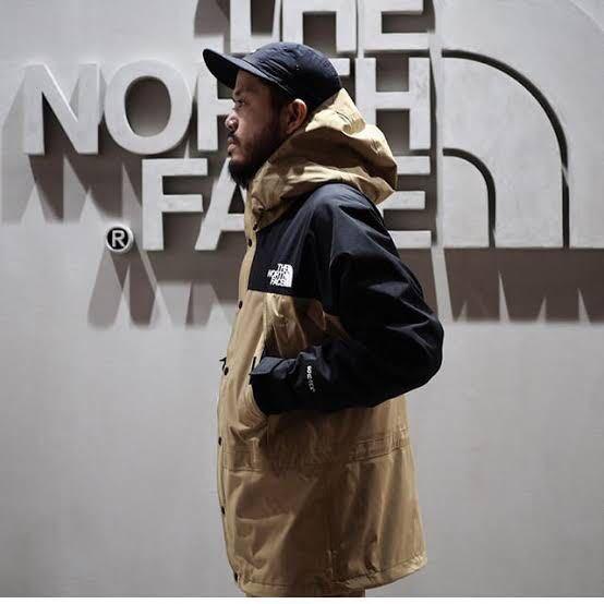 【1回のみ着用】XXL THE NORTH FACE MOUNTAIN LIGHT JACKET ケルプタン マウンテンライトジャケット KT ゴアテックス ノースフェイス _画像2