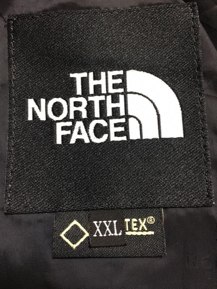 【1回のみ着用】XXL THE NORTH FACE MOUNTAIN LIGHT JACKET ケルプタン マウンテンライトジャケット KT ゴアテックス ノースフェイス _画像3