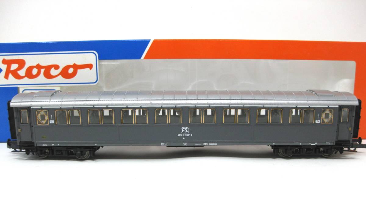 HOゲージ ロコ 44703 ROCO 機関車 鉄道模型 検索 列車 電車 車両 機関車 超希少品 保管品 動作未確認品_画像3