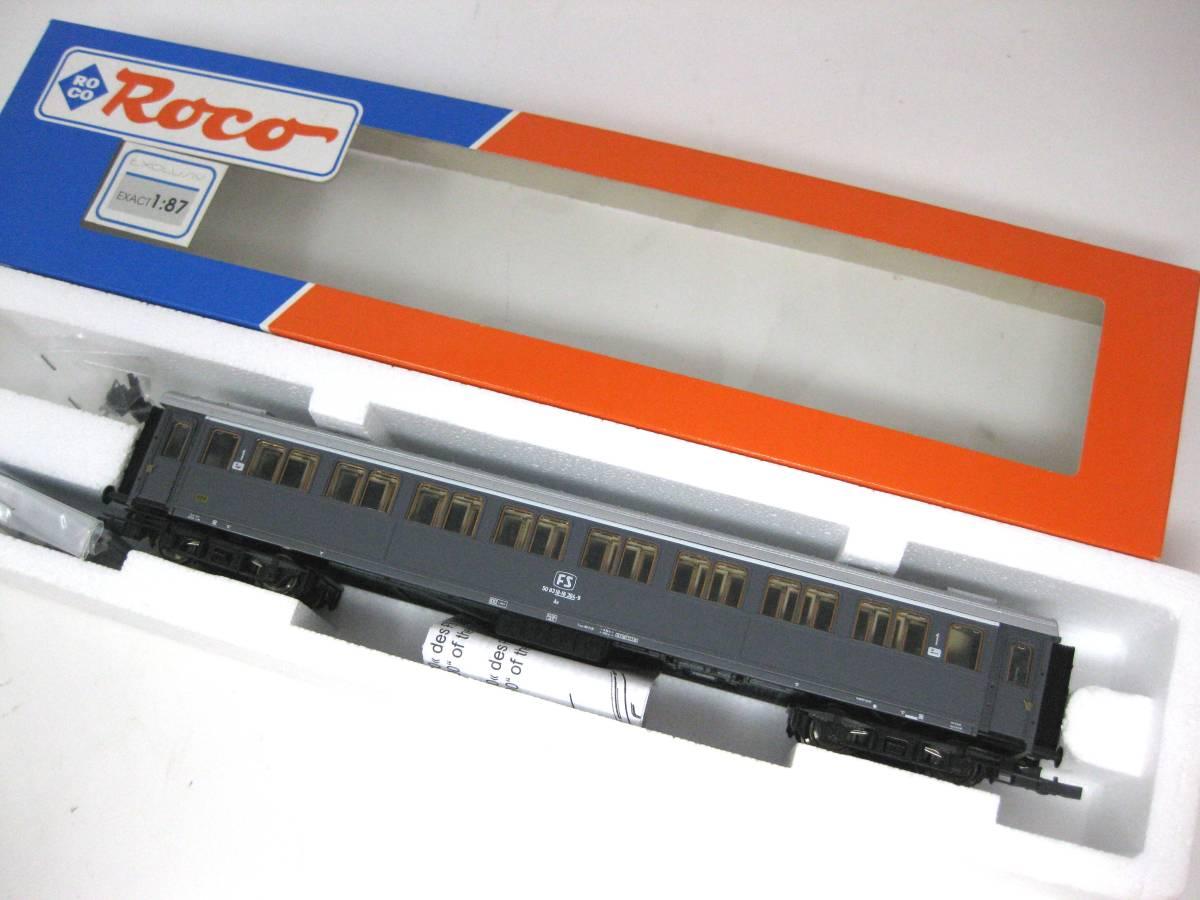 HOゲージ ロコ 44703 ROCO 機関車 鉄道模型 検索 列車 電車 車両 機関車 超希少品 保管品 動作未確認品_画像10