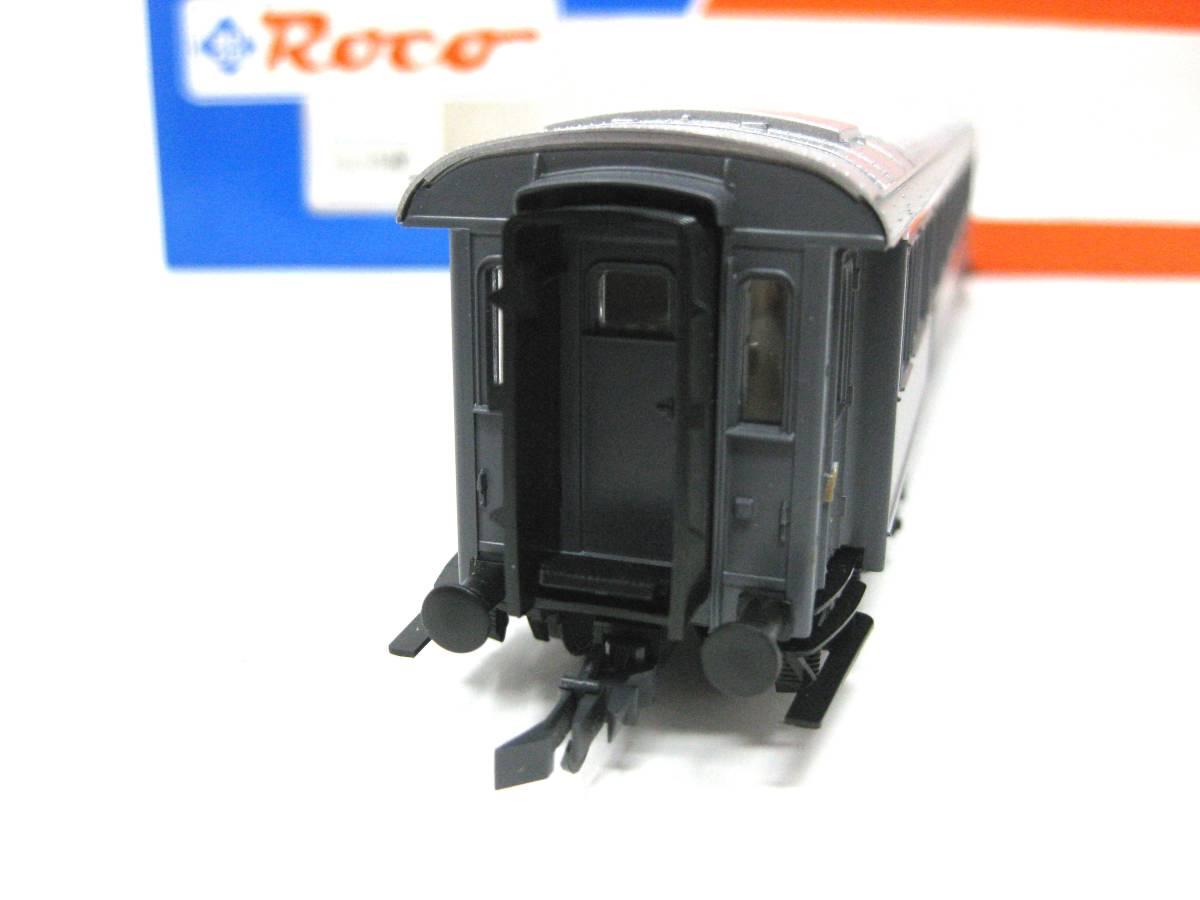 HOゲージ ロコ 44703 ROCO 機関車 鉄道模型 検索 列車 電車 車両 機関車 超希少品 保管品 動作未確認品_画像4