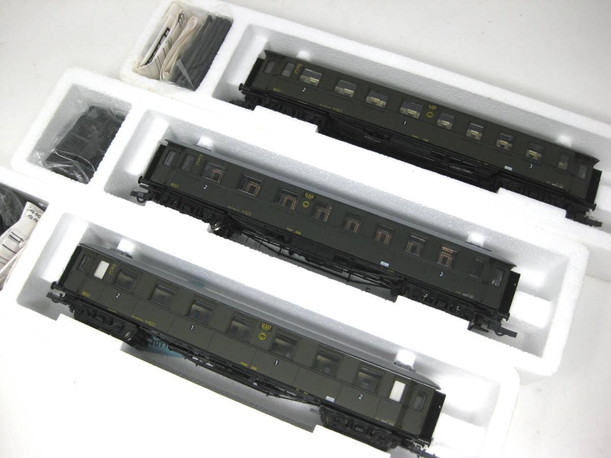 HOゲージ ロコ 44530.44531.44532 ROCO 機関車 鉄道模型 検索 列車 電車 車両 機関車 超希少品 保管品 動作未確認品 3両セット_画像8